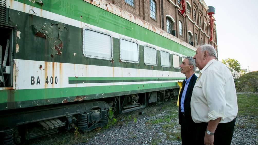 Restaurarán vagones históricos, entre ellos el Presidencial encargado por Perón