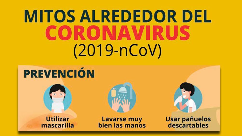 Frío, cocaína y orina infantil contra el coronavirus: los mitos que circulan en las redes