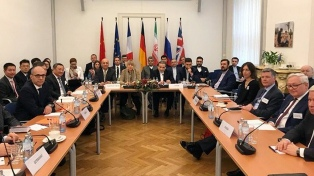 Irán y cinco potencias buscan en Viena salvar el acuerdo nuclear de 2015