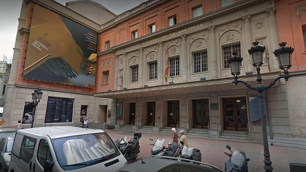 El Teatro de la Zarzuela canceló la actuación de Plácido Domingo