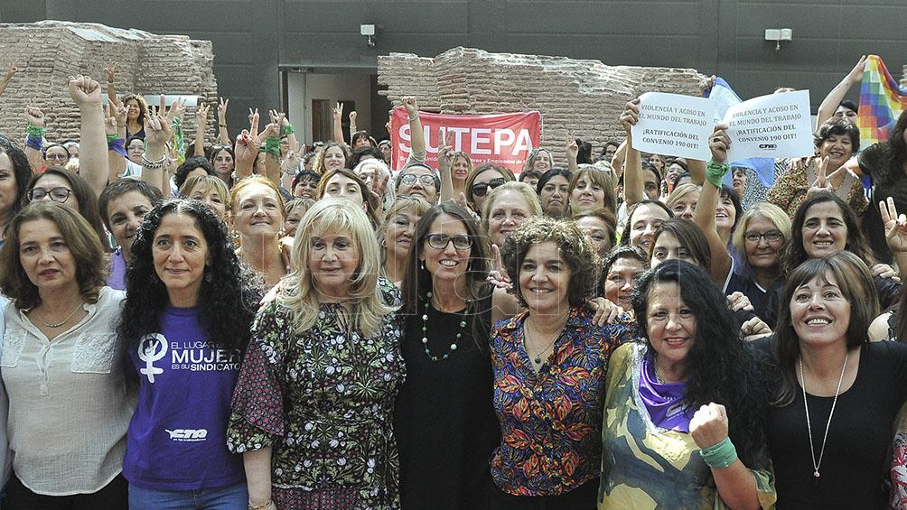Las trabajadoras del Ministerio de las Mujeres adherirán al Paro Internacional del 9 de marzo
