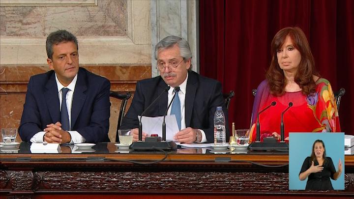 Fernández cuestionó a quienes preservan su rentabilidad a costa de los consumidores