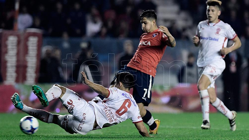 Huracán e Independiente buscan salir de la crisis