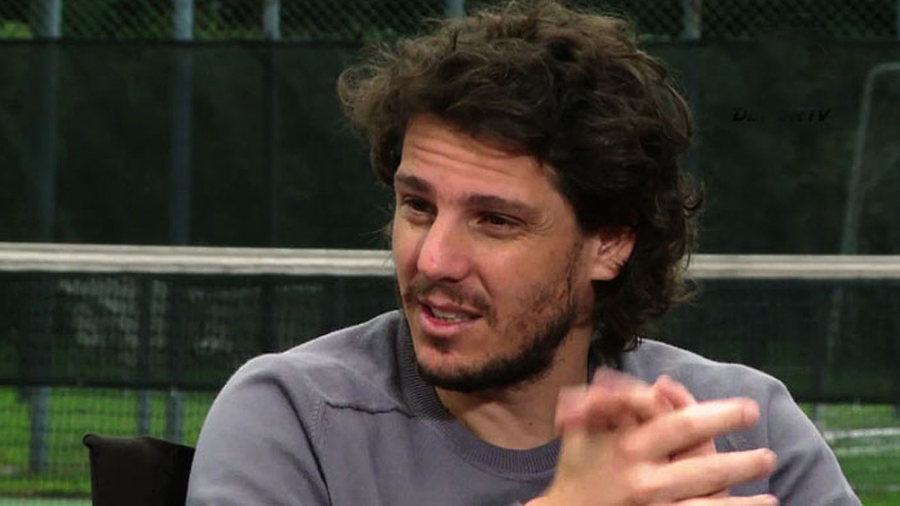 Gaudio, preocupado por la altura en Colombia por la Copa Davis