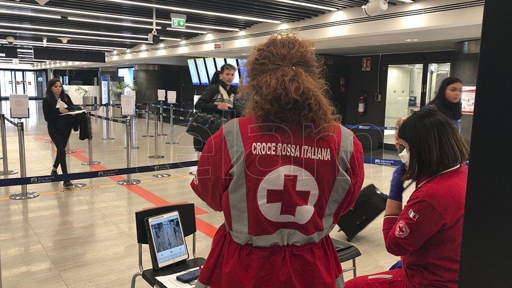 Italia: las muertes pasaron de 233 a 366 y los infectados ya son 6.387