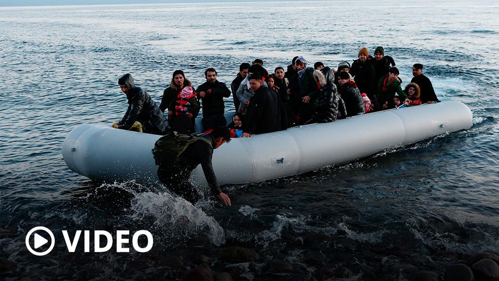 Sólo en los últimos dos días, Grecia frenó la entrada de 5.000 migrantes