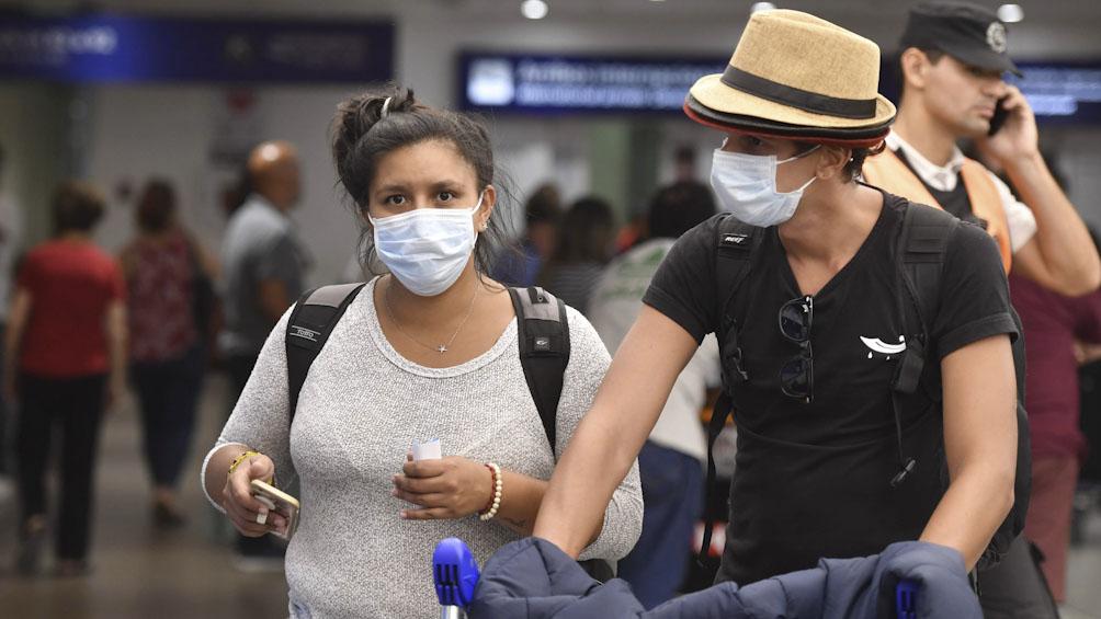 El coronavirus ya llegó a la mitad de los países del mundo