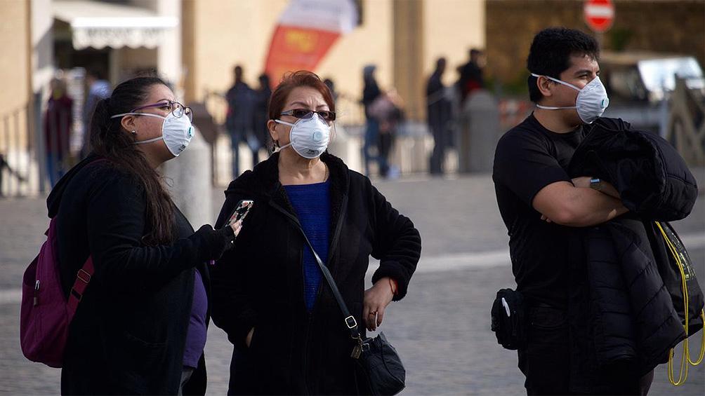 Italia registra 463 muertos, casi un centenar de ellos en las últimas 24 horas