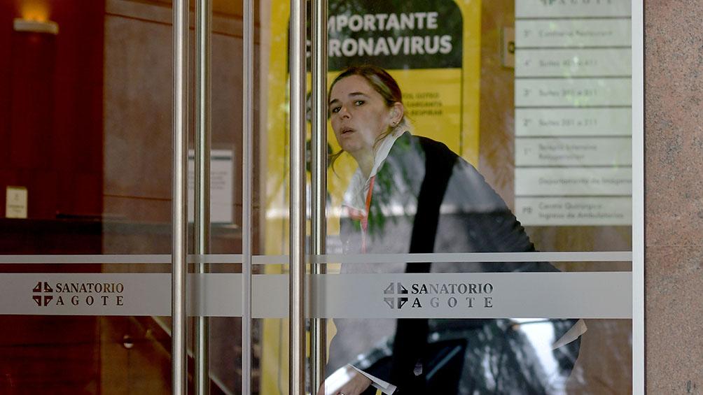 Aislaron a dos personas en Córdoba y Concordia por síntomas compatibles con coronavirus