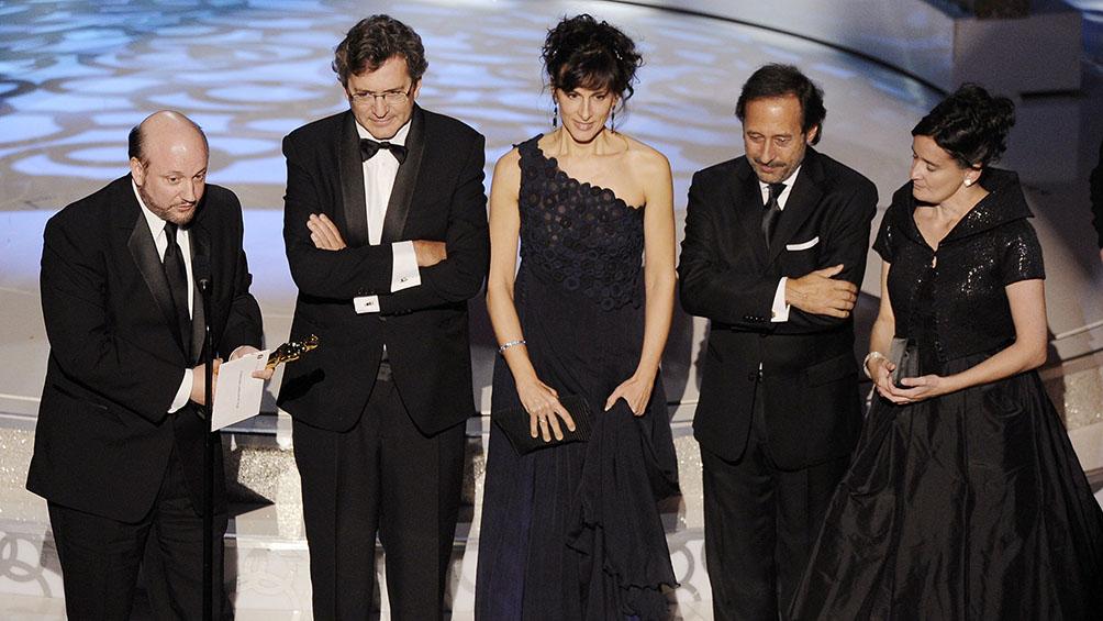 A 10 años del Oscar de