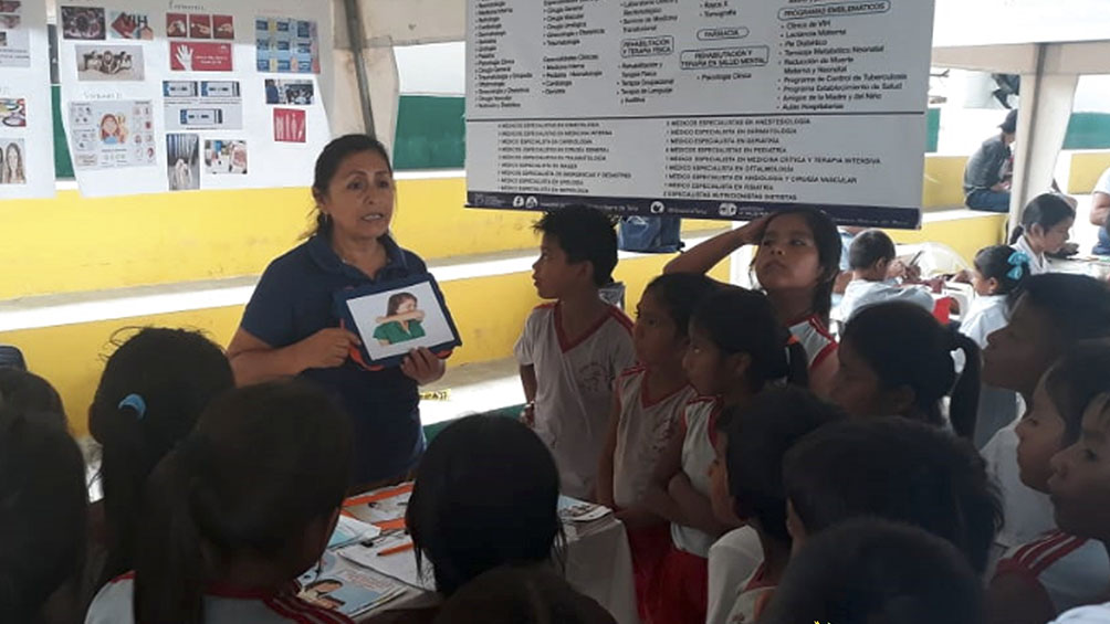 Todos los países de sudamérica tienen pacientes con coronavirus
