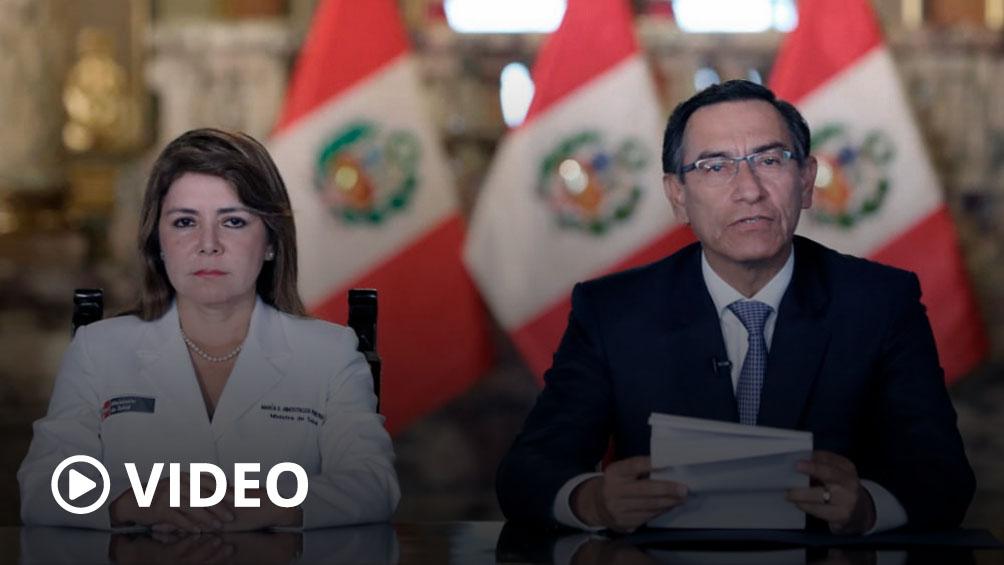Perú confirmó el primer caso en un joven que llegó de Europa