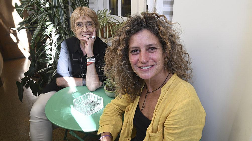Teresa Parodi y Ana Prada vuelven a cantar