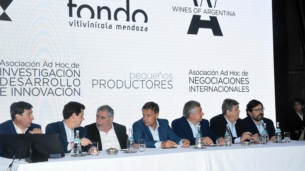 El presidente de Coviar pidió mayor competitividad para exportar y llamó al diálogo entre sectores