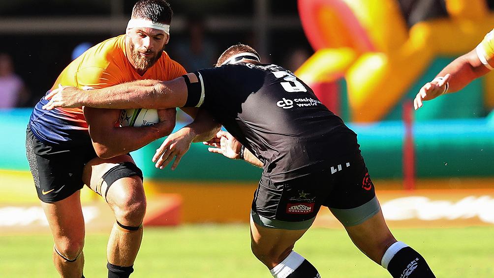 Jaguares cayó ante Sharks en el final de su gira por Sudáfrica