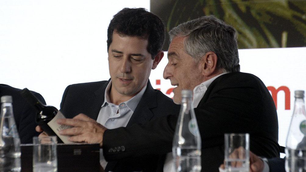 De Pedro comprometió el apoyo del Gobierno al sector vitivinícola y a las economías regionales