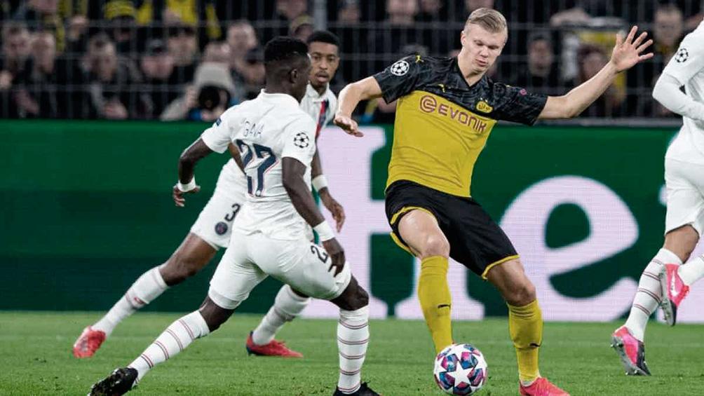 PSG ante Borussia Dortmund se jugará a puertas cerradas por el coronavirus