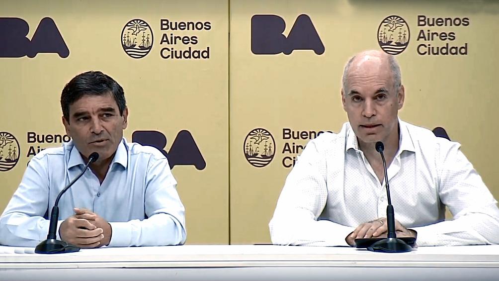 Rodríguez Larreta anunciará nuevas medidas respecto al coronavirus