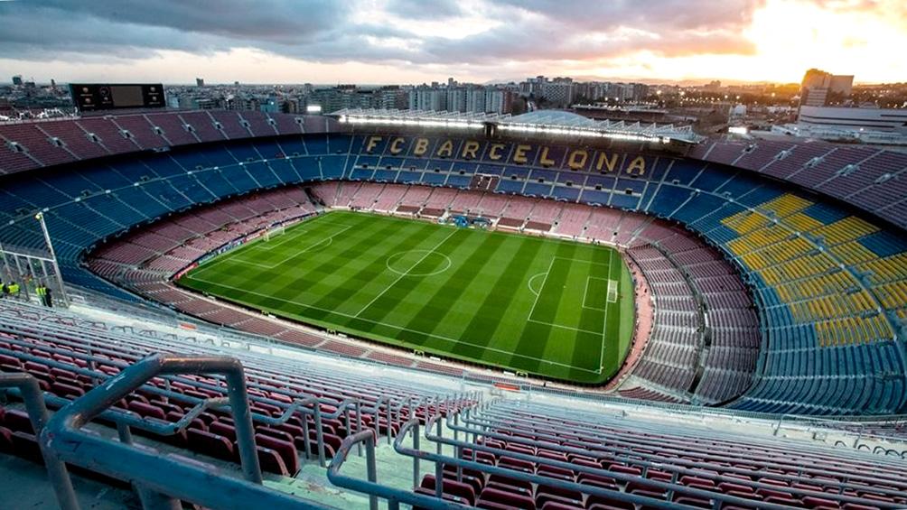 La Liga española y un partido de Champions se jugarán a puertas cerradas