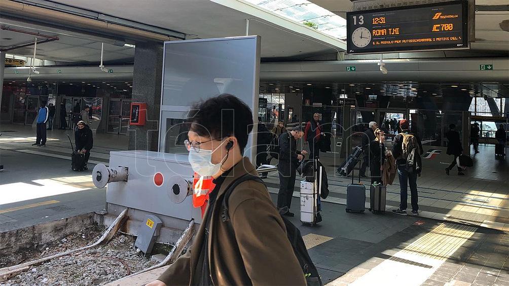 Italia superó los 1.000 fallecidos por el coronavirus