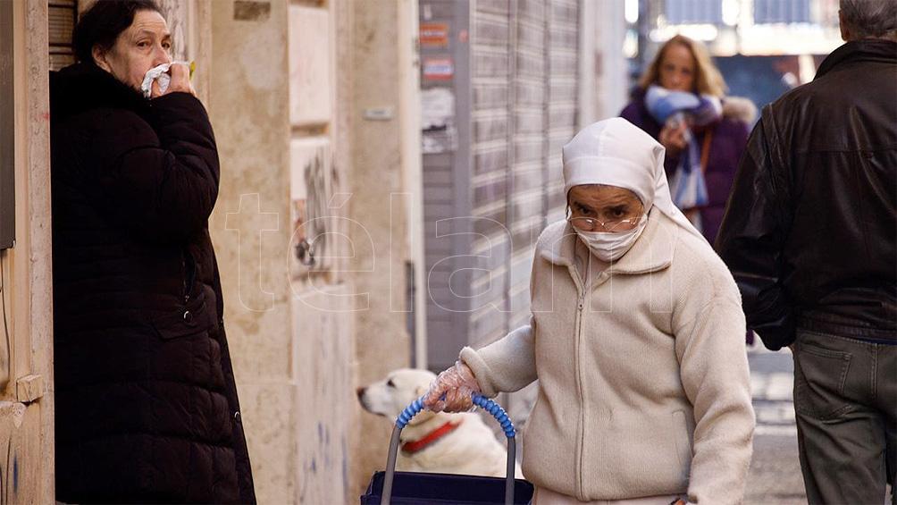 Cónsul argentina dijo que ninguno de los 700 argentinos registrados tiene coronavirus