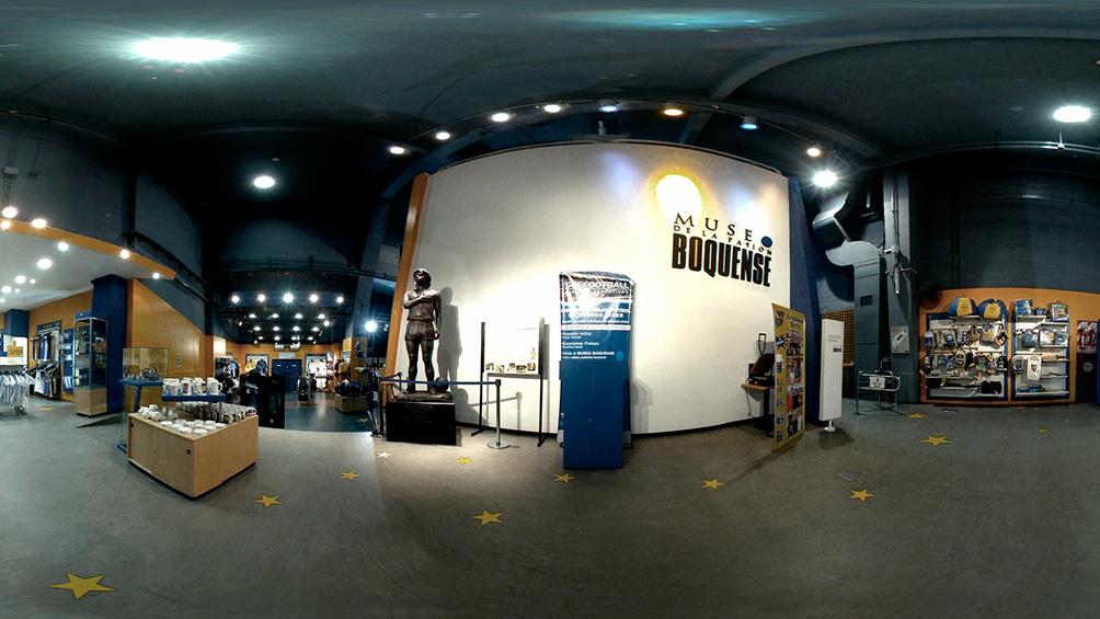 Boca cerró el Museo de la Pasión hasta fin de mes por el coronavirus