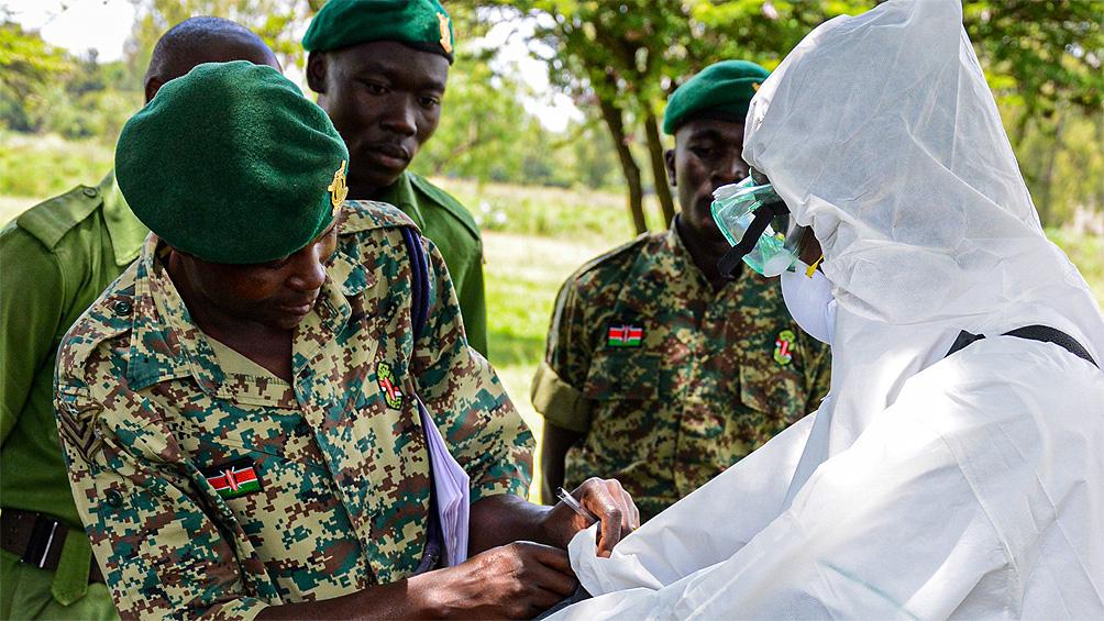 Aumentan a 22 los países africanos con coronavirus