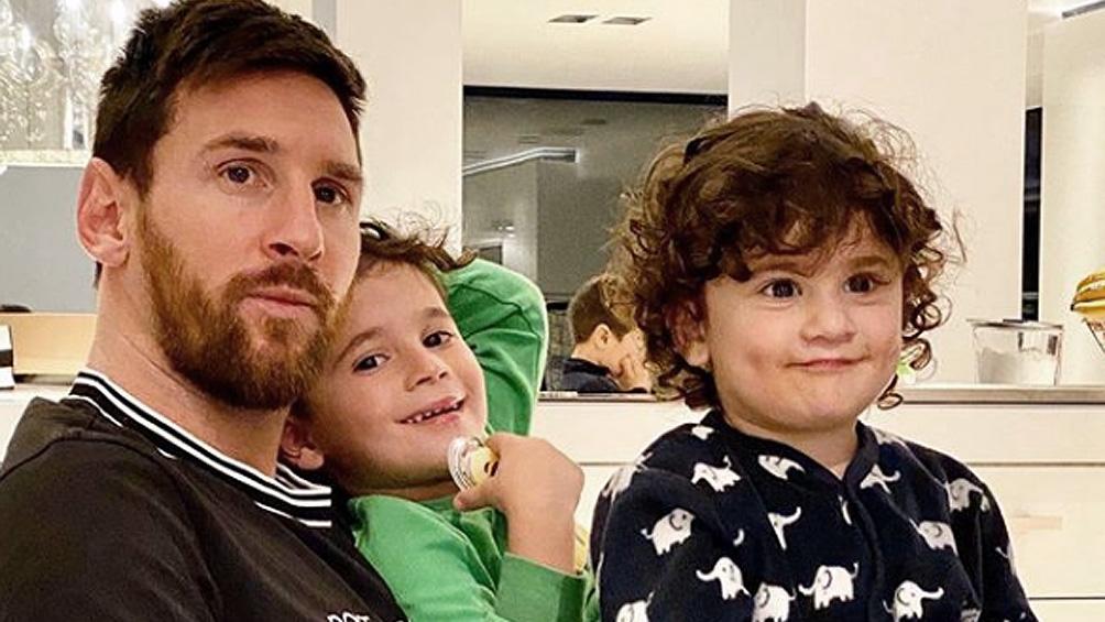 Messi, en cuarentena: