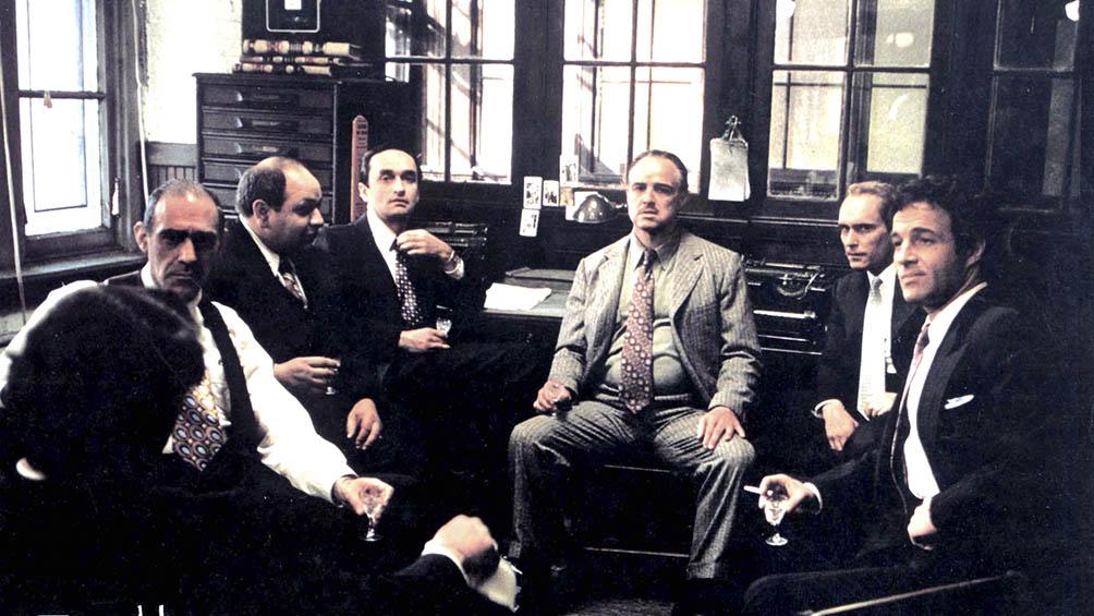 El clan Corleone desembarca en  la pantalla grande y atrapa para siempre al público
