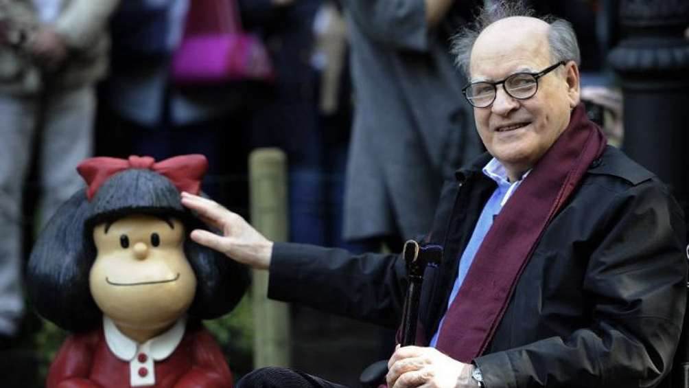 Quino y Mafalda en contexto