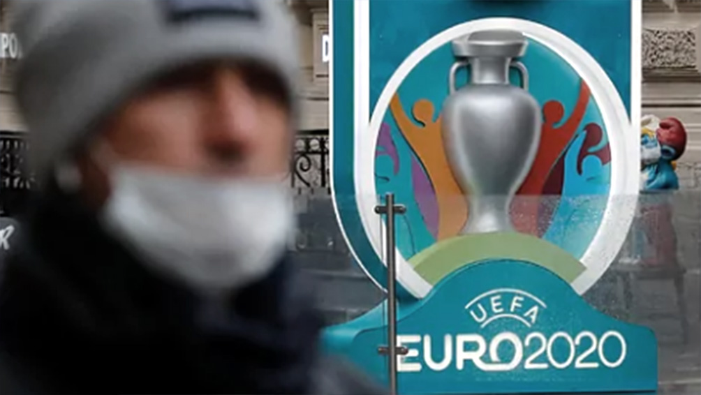 La UEFA postergó la Eurocopa