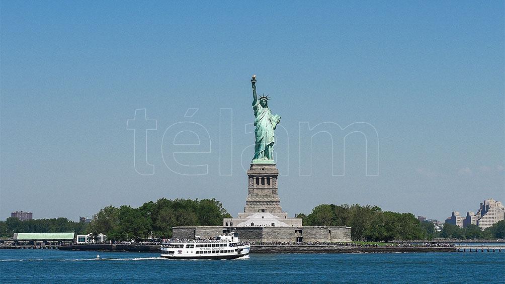 Cierran la Estatua de la Libertad y el mirador del Empire State por el coronavirus