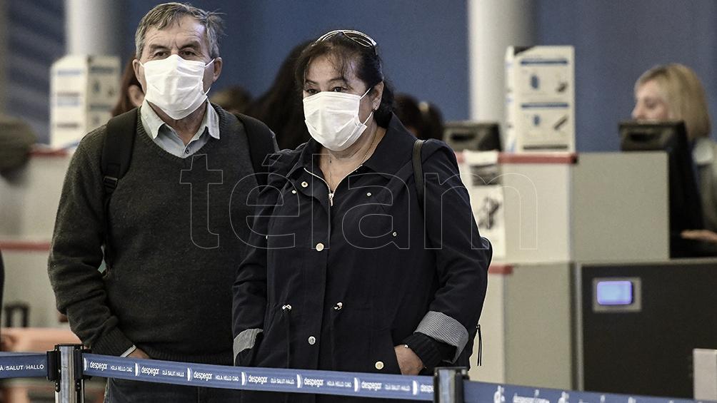 Ya regresaron más de cinco mil pasajeros repatriados por Aerolíneas Argentinas