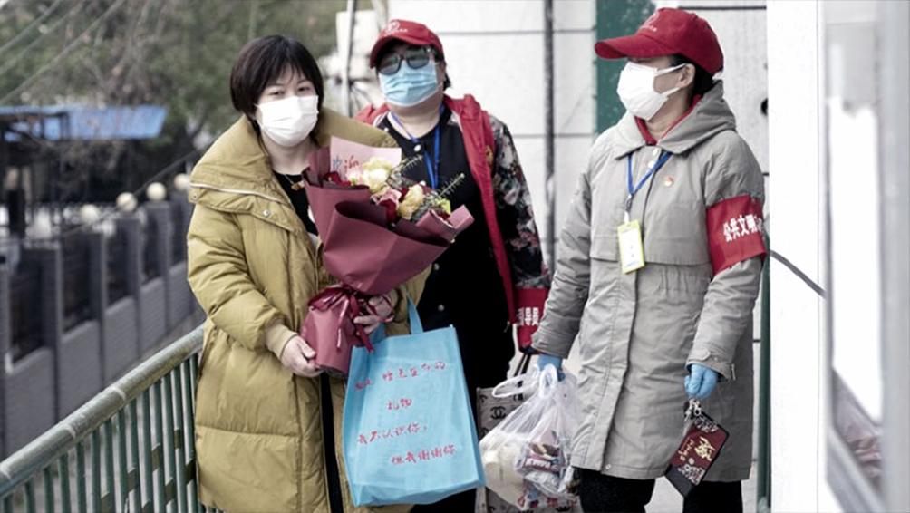 Wuhan: por primera vez el epicentro del brote no registra ningún nuevo contagio