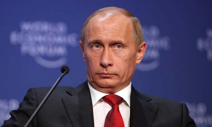Putin, a un paso de llegar a la presidencia por tercera vez