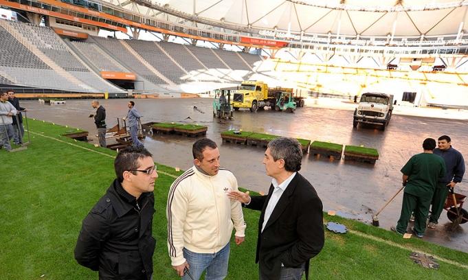 Comenzaron las obras en La Plata para el Rugby Championship