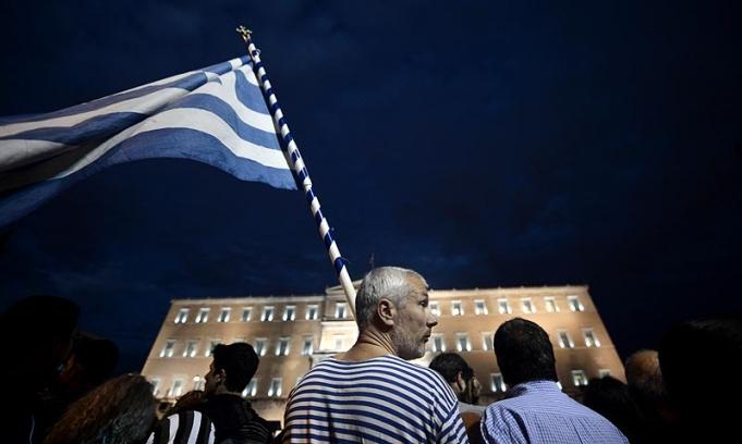 Grecia: trabajadores p�blicos protestan contra el ajuste