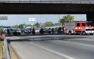 Desviarán el tránsito de la Panamericana por obras en el ramal Pilar