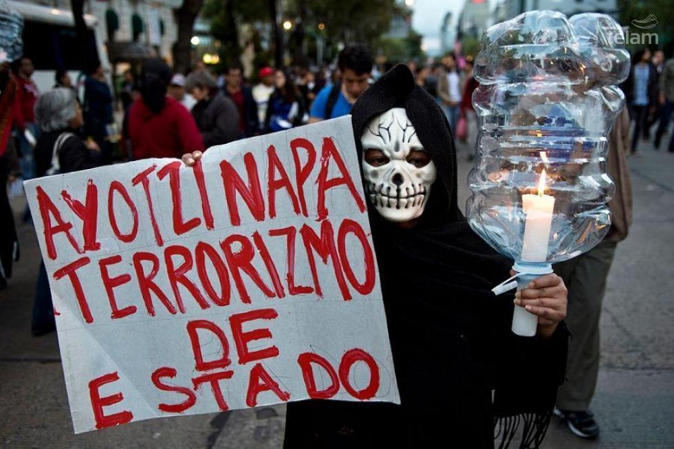 México marcha contra la violencia