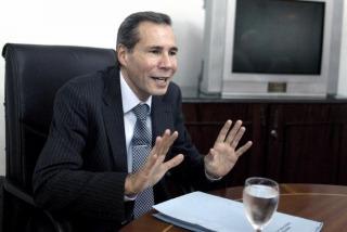 Nisman dijo a familiares de la AMIA que Stiuso manejaba los tiempos