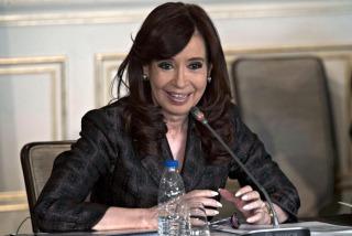 Cristina criticó el doble estándar de la prensa en el tema Irán