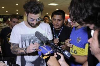 En Portugal dicen que Osvaldo está muy cerca de firmar con el Porto