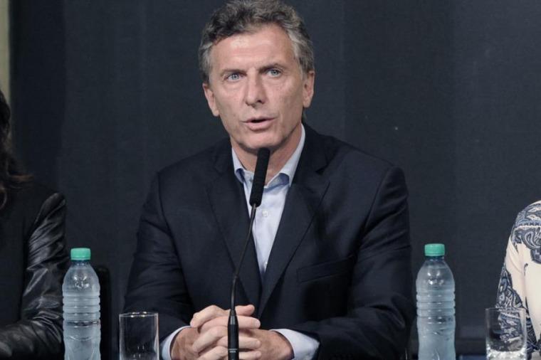 Macri viene a General Rodríguez por primera vez en su presidencia