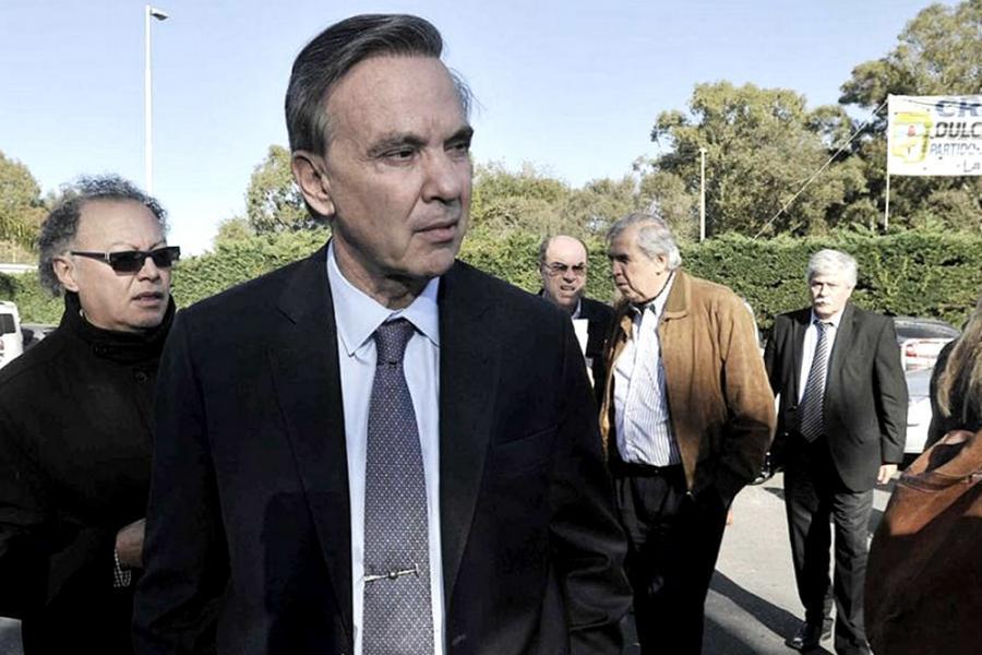 "Pichetto: ""La Argentina va a cumplir con sus obligaciones y tiene futuro"""
