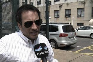 """Para Cabandié, la detención de Milani fue """"gracias a Néstor y Cristina"""""""