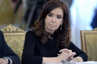 """Cristina Kirchner calificó a Raul Alfonsín como """"el símbolo del retorno a la democracia"""""""