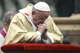 """El Papa condenó el """"sangriento atentado"""" en un casamiento en Turquía"""