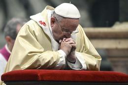 El papa Francisco expres� su cercan�a a las v�ctimas del ataque a M�nich