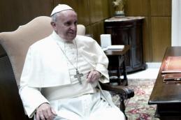 El papa Francisco recibió a Virginia Raggi, la nueva alcaldesa de Roma