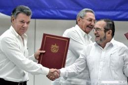 Demandan el fallo que autoriz� el plebiscito sobre el Acuerdo de Paz en Colombia